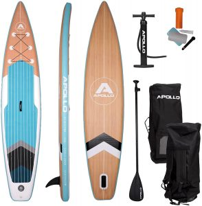 Stand up paddle Apollo Infinity Pro 320l