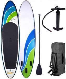 Stand up Paddle gonflable Brast