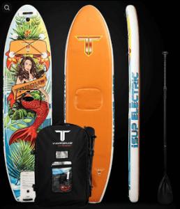 Paddle électrique Torque sirène colorée