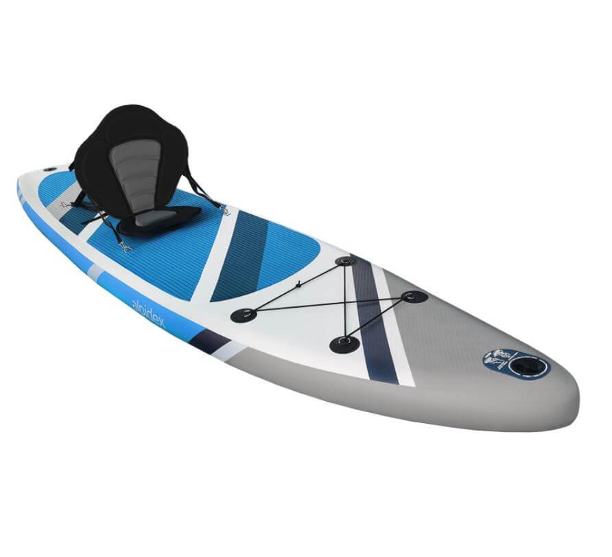 paddle gonflable alpidex avec siege kayak
