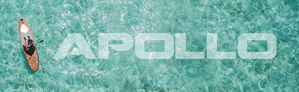 Apollo Infinity Pro logo ocean