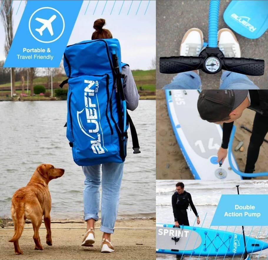 Bluefin sac