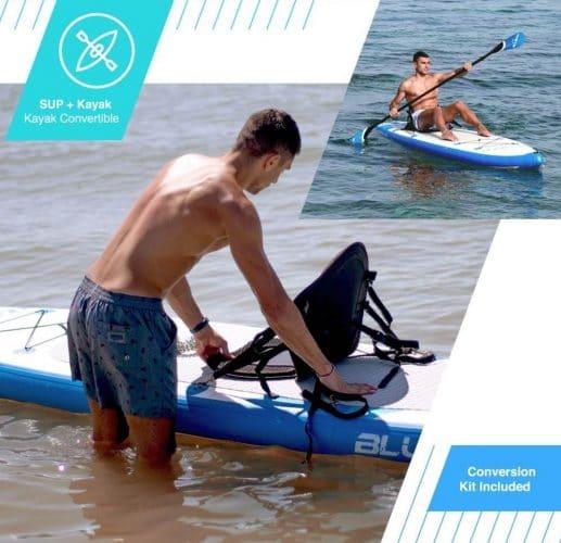 Bluefin siege kayak